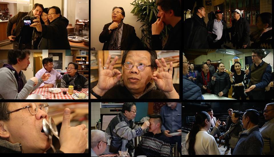 tran quang hai avec les artistes mongols 13 mai 2016, photo JF castell