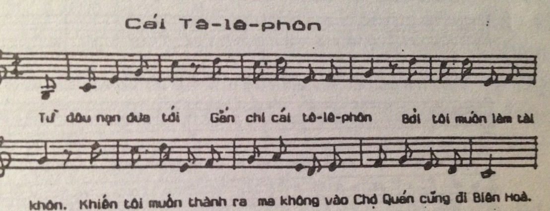 CÁI TELEPHON