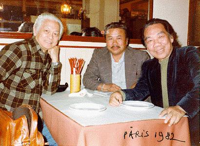 PHAM DUY CAO THAI TRAN VAN TRACH 1982
