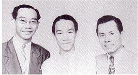 TRAN VAN KHE TRAN VAN TRACH LE THUONG 1949