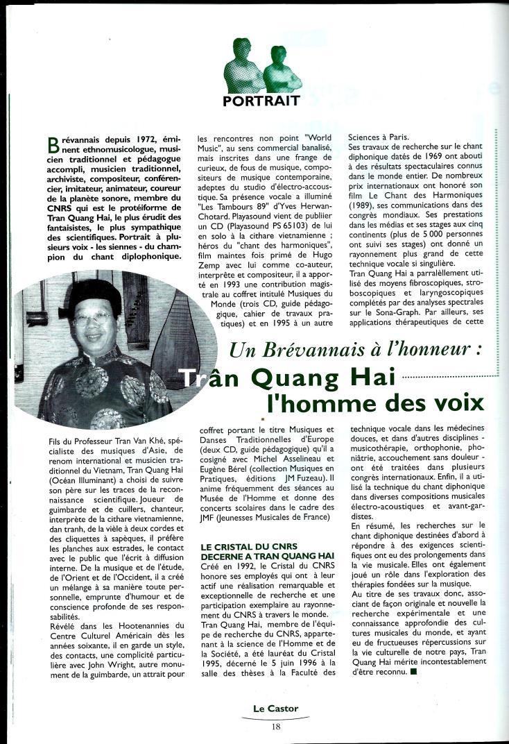 tqh cristal cnrs 1996 CASTOR juin 1996 revue de Limeil Brévanne.jpg