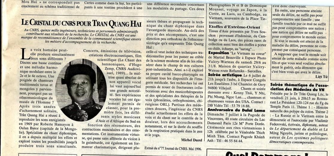 tqh cristal cnrs 1996 TIN TỨC juin 1996 .jpg