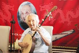 nhạc sư vĩnh bảo 100 tuổi